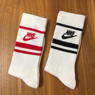 NIKE - NIKE ナイキ エッセンシャル ソックス 靴下 2足セット