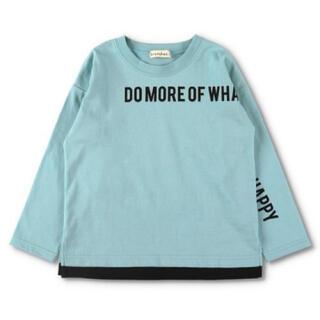 Branshes - ブランシェス レイヤード風長袖Tシャツ 140センチ