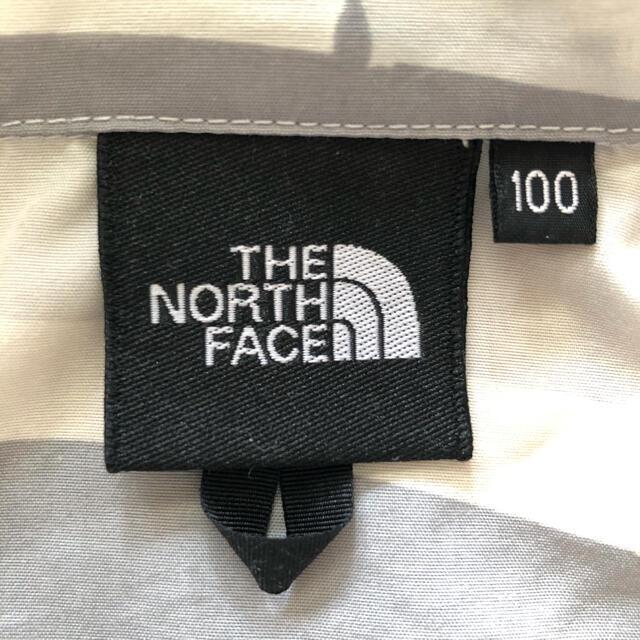 THE NORTH FACE(ザノースフェイス)のTHE NORTH FACE キッズノベルティコンパクトジャケット 100cm キッズ/ベビー/マタニティのキッズ服男の子用(90cm~)(ジャケット/上着)の商品写真
