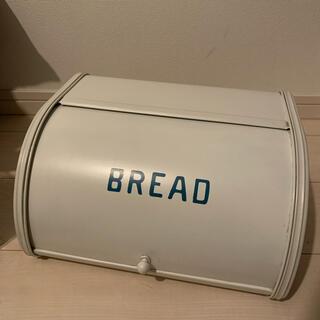 アクタス(ACTUS)のブリキ ブレッドケース BREAD(収納/キッチン雑貨)