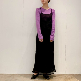 EDIT.FOR LULU - baserange dydine dress / リネン ワンピース xs
