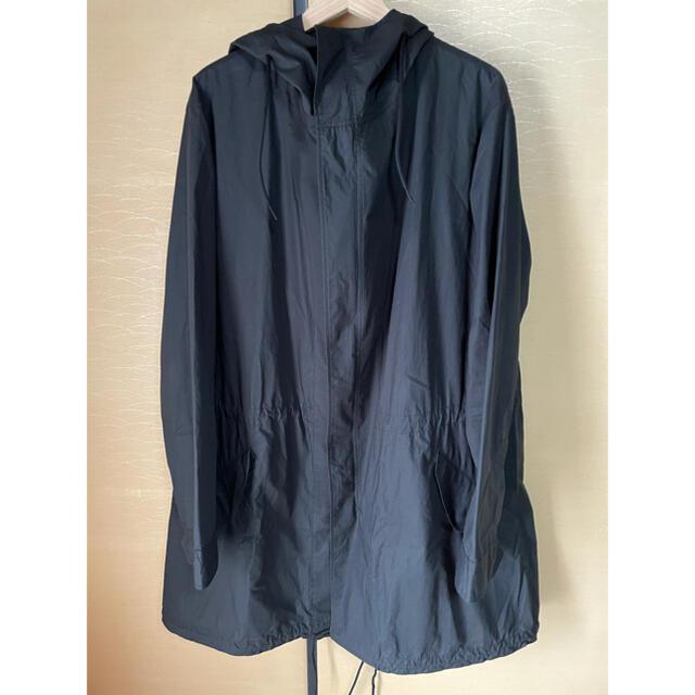 Y-3(ワイスリー)のY-3 モッズコート サイズL メンズのジャケット/アウター(モッズコート)の商品写真