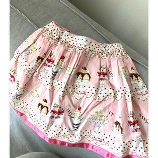 Shirley Temple - スカート 100 これ以上の値下げは考えておりません🙇♂️