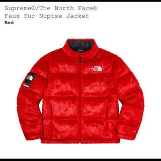 シュプリーム(Supreme)のSupreme Tha North Face Faux Fur(ダウンジャケット)