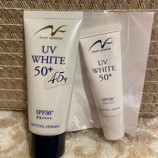クリスタルジェミー - ジェミーネフェルタリ 薬用UVホワイト50+ 新品未使用