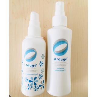アルージェ(Arouge)のアルージェ ミスト しっとり トリートメントジェル 乳液 セット(化粧水/ローション)