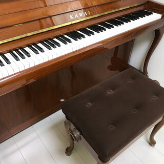 cawaii - カワイアップライトピアノ