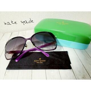 ケイトスペードニューヨーク(kate spade new york)の新品未使用✨kate spadeサングラス♥️(サングラス/メガネ)
