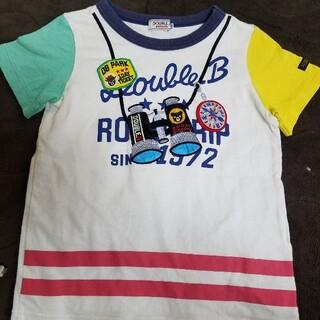 DOUBLE.B - ダブルビーTシャツ