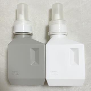 sarasadesign 洗剤容器 S 500ml 洗剤ボトル ランドリーボトル(洗剤/柔軟剤)