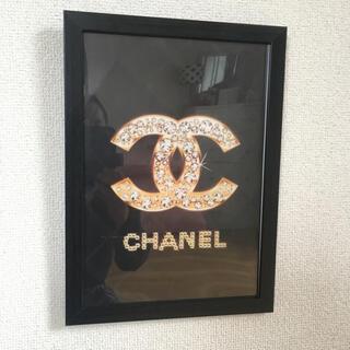 CHANEL - A4サイズアートポスターです。