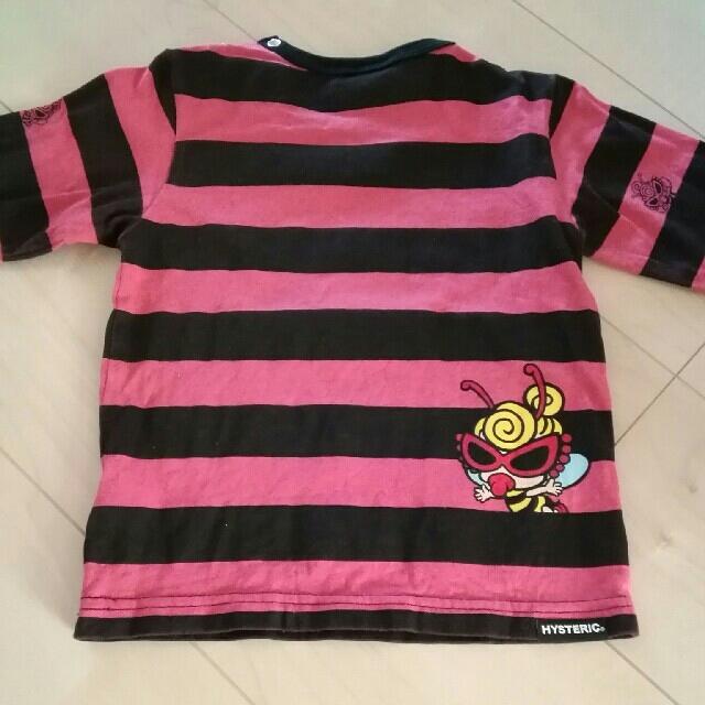 HYSTERIC MINI(ヒステリックミニ)の🐝さんロンT キッズ/ベビー/マタニティのキッズ服女の子用(90cm~)(Tシャツ/カットソー)の商品写真