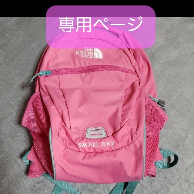 THE NORTH FACE(ザノースフェイス)のTHE NORTH FACE キッズ リュックサック キッズ/ベビー/マタニティのこども用バッグ(リュックサック)の商品写真