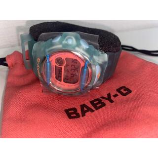 ベビージー(Baby-G)のCASIO 腕時計 BABY-G ベビージー BG-169R-2CJF(腕時計)