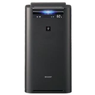 SHARP - KI-JS50-H 高濃度プラズマクラスター25000 加湿空気清浄機 グレー