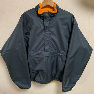 patagonia - 98年製 USA製 Patagonia グリセード デッドストック グレー 古着