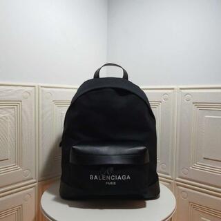 バレンシアガ(Balenciaga)のBalenciaga  バレンシアガ  リュック/バックパック 黒(その他)