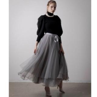 ラベルエチュード(la belle Etude)のスカート(ロングスカート)
