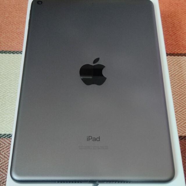 iPad(アイパッド)のipad mini 5 wifi64GB スペースグレー スマホ/家電/カメラのPC/タブレット(タブレット)の商品写真