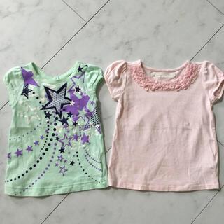 アナスイミニ(ANNA SUI mini)のアナスイ ザラ 半袖 80 90(Tシャツ)