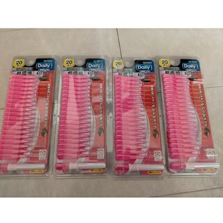 エビスケショウヒン(EBiS(エビス化粧品))の歯間ブラシ 80本 SSS 超極細(歯ブラシ/デンタルフロス)