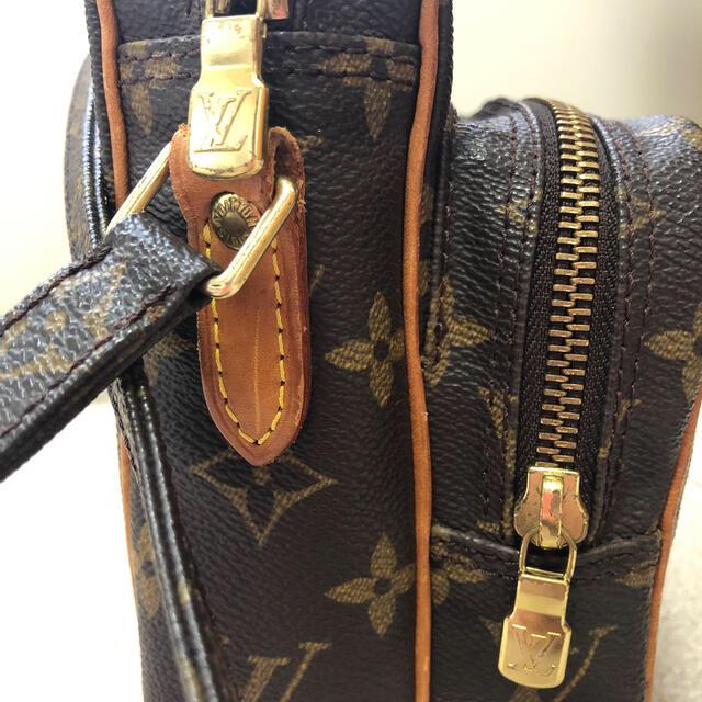 LOUIS VUITTON(ルイヴィトン)のルイヴィトン アマゾン ショルダー ショルダー バック 正規品 美品 レディースのバッグ(ショルダーバッグ)の商品写真