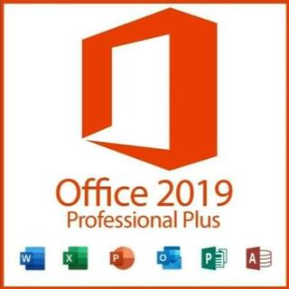Microsoft - 即発送最新Office 2019 Pro Plus正規認証プロダクトキー 永続版