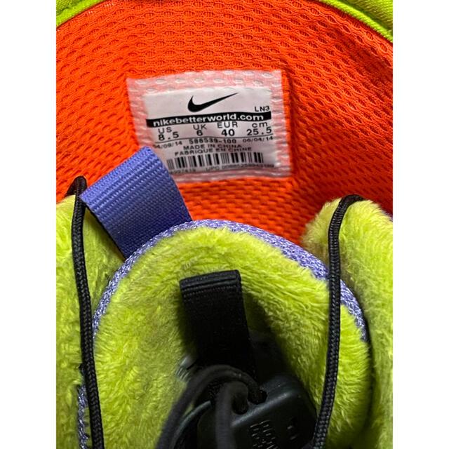 NIKE(ナイキ)のNIKE SB スノーボード スノボー ブーツ  25.5cm スポーツ/アウトドアのスノーボード(ブーツ)の商品写真