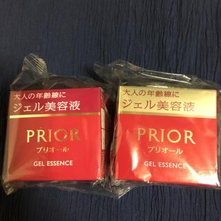 プリオール(PRIOR)のプリオールジェル美容液(美容液)