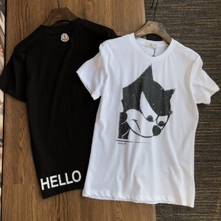 モンクレール(MONCLER)のMONCLER半袖Tシャツ2枚13000/3枚16000#09(その他)