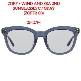 Zoff - Zoff × WIND AND SEA