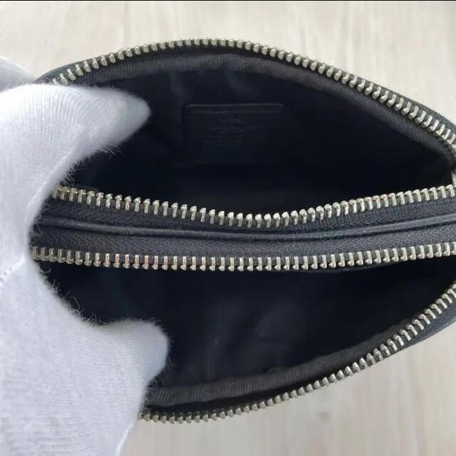 COACH(コーチ)の【R-1331】コーチ レザー ショルダーポシェット レディースのバッグ(ショルダーバッグ)の商品写真
