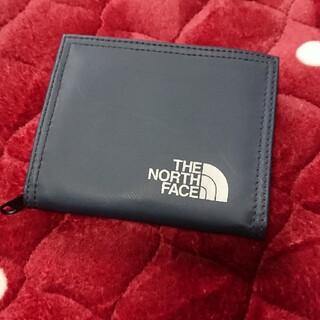 THE NORTH FACE - ノースフェイス 財布 濃いブルー