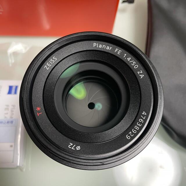 SONY(ソニー)のjj様専用 SEL50F14Z スマホ/家電/カメラのカメラ(レンズ(単焦点))の商品写真