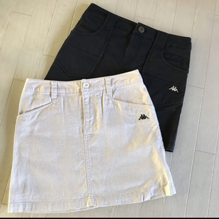 Kappa - カッパ スカート2点セット