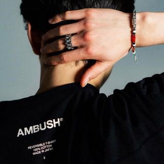 アンブッシュ(AMBUSH)のAMBUSH ROLLIE CHAIN RING(リング(指輪))