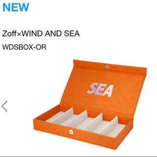 シー(SEA)のzoff  ゾフ windandsea ウィンダンシー collection(サングラス/メガネ)