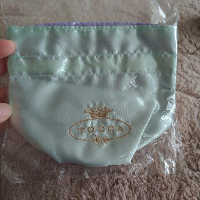TOCCA(トッカ)のトッカ TOCCA  ミニポーチ 2個 レディースのファッション小物(ポーチ)の商品写真