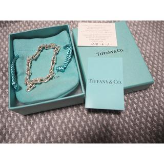 Tiffany & Co. - Tiffany&Co(ティファニー)のハードウェア リンクブレスレット