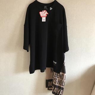 ジーユー(GU)のGU MIHARAYASUHIRO ジーユー ミハラヤスヒロ バンダナTシャツ(Tシャツ/カットソー(半袖/袖なし))