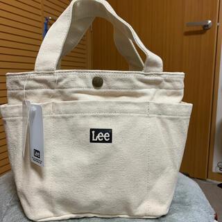 リー(Lee)の再出品、新品、未使用!Leeキャンパス地トートバッグ(トートバッグ)
