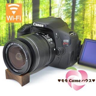 キヤノン(Canon)のキヤノン Kiss X5☆液晶画面が動く一眼レフ♪スマホ転送OK☆1382(デジタル一眼)