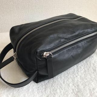 ジルサンダー(Jil Sander)の新品❗️ジルサンダー 2019年購入 オールレザー バッグ(ショルダーバッグ)