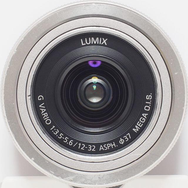 Panasonic(パナソニック)のコンパクトズーム★LUMIX G VARIO 12-32mm F3.5-5.6 スマホ/家電/カメラのカメラ(レンズ(ズーム))の商品写真