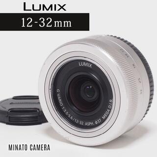 Panasonic - コンパクトズーム★LUMIX G VARIO 12-32mm F3.5-5.6