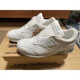 New Balance - ニューバランス m1500 ホワイト 27㎝