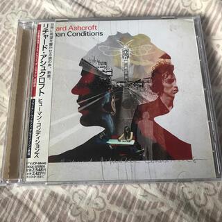 ヒューマン・コンディションズ リチャードアシュクロフト(ポップス/ロック(洋楽))