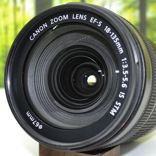 キヤノン(Canon)のキヤノン EF-S 18-135mm STMレンズ☆手ぶれ補正つき☆1380-1(レンズ(ズーム))
