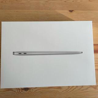 Apple - 【充電10回】M1 Macbook air 16GB 1T シルバー USキー