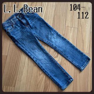 エルエルビーン(L.L.Bean)のL.L.Bean エルエルビーン デニムパンツ 104-112(パンツ/スパッツ)